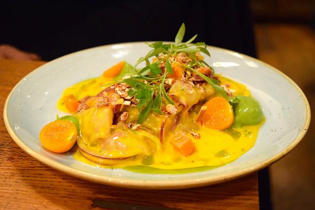 Ceviche Casita at Casita Andina, Soho | www.rachelphipps.com @rachelphipps