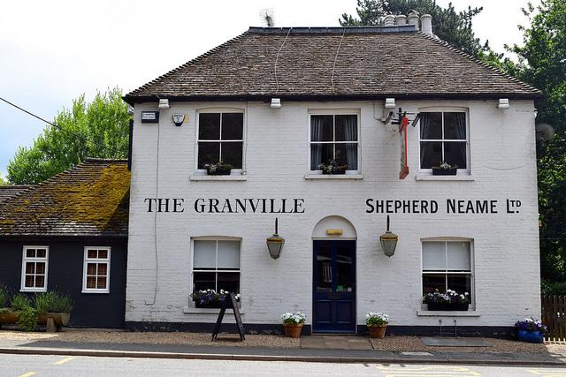 The Granville, Lower Hardres | www.rachelphipps.com @rachelphipps
