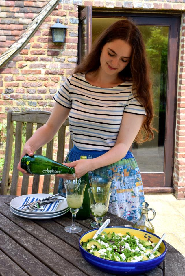 Weekend Barbecue with Appletiser | www.rachelphipps.com @rachelphipps
