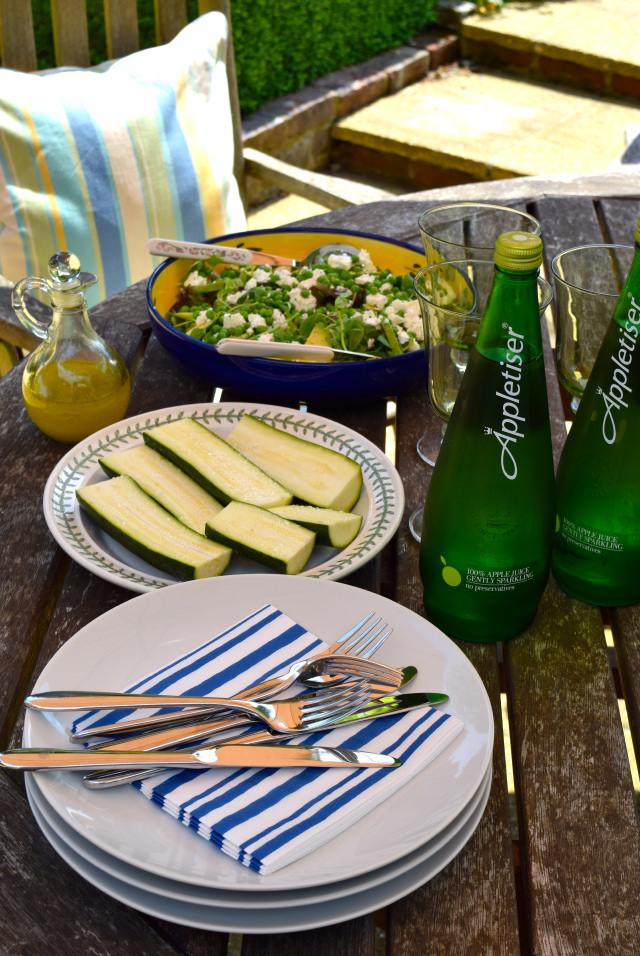 Appletiser Weekend Barbecue | www.rachelphipps.com @rachelphipps