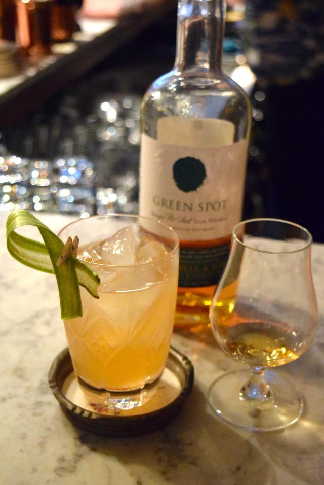 Whiskey Cocktails at Merchant House, The City | www.rachelphipps.com @rachelphipps
