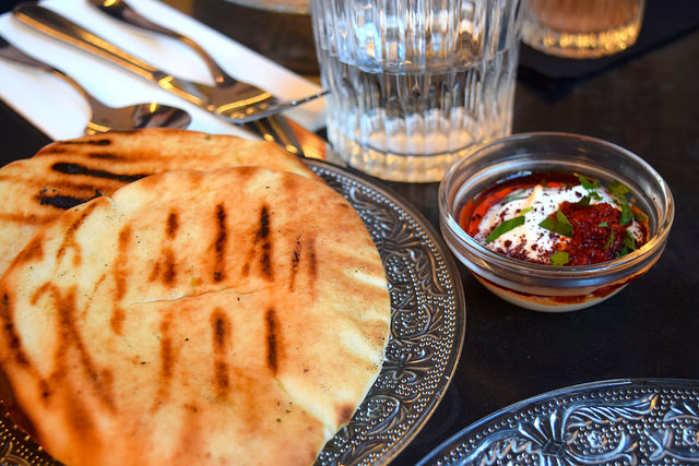 Pitta & Yogurt at Bala Baya, Southwark | www.rachelphipps.com @rachelphipps