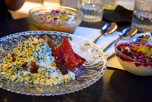 Desserts at Bala Baya, Southwark | www.rachelphipps.com @rachelphipps