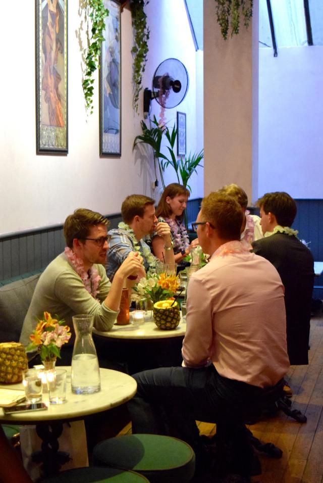 Tiki Night at Merchant House, The City | www.rachelphipps.com @rachelphipps
