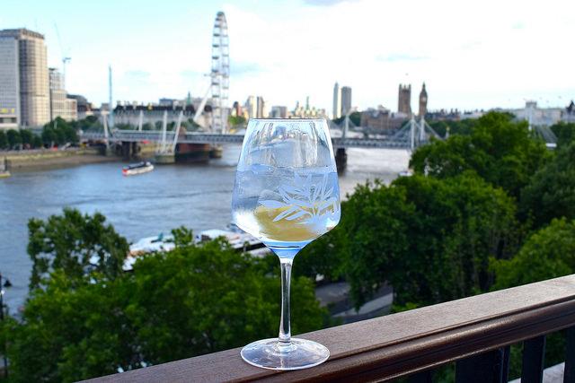 Gin Mare Med Rooftops, London | www.rachelphipps.com @rachelphipps