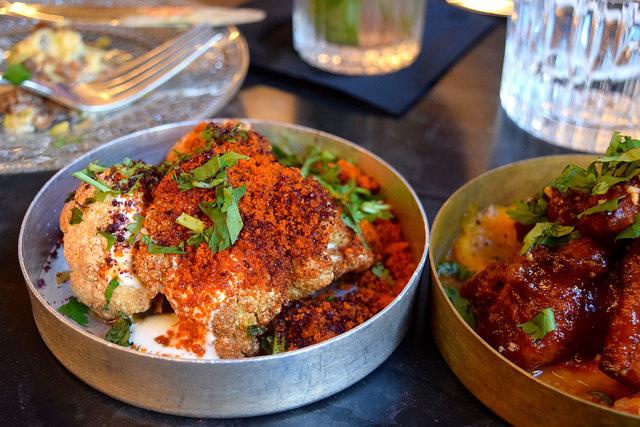 Dinner at Bala Baya, Southwark | www.rachelphipps.com @rachelphipps