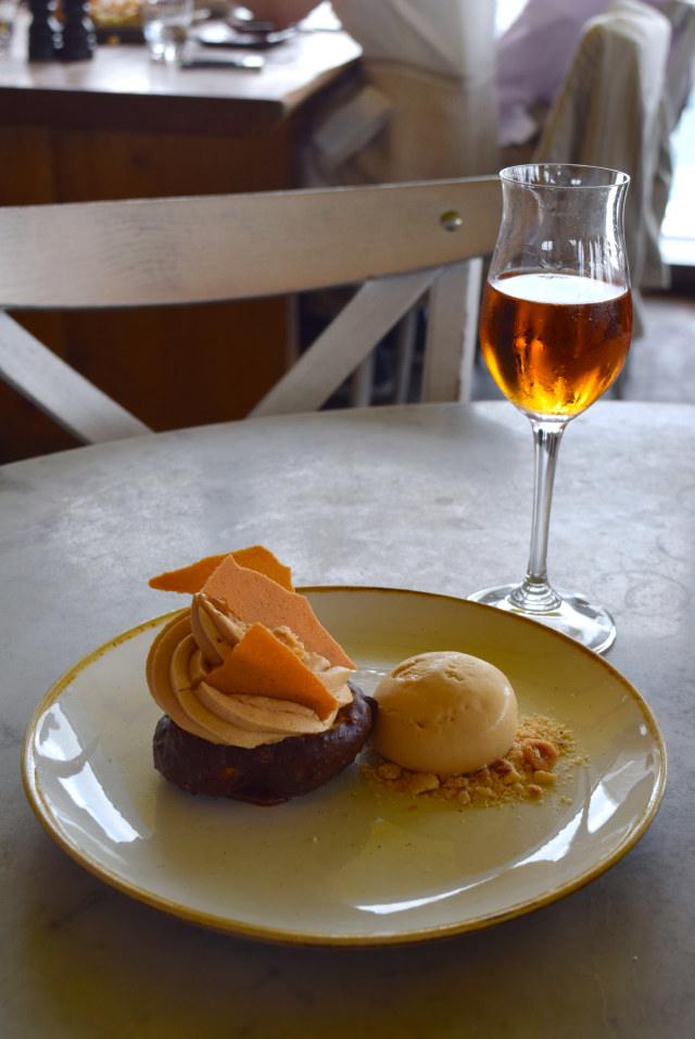 Dessert at Duck & Waffle   www.rachelphipps.com @rachelphipps