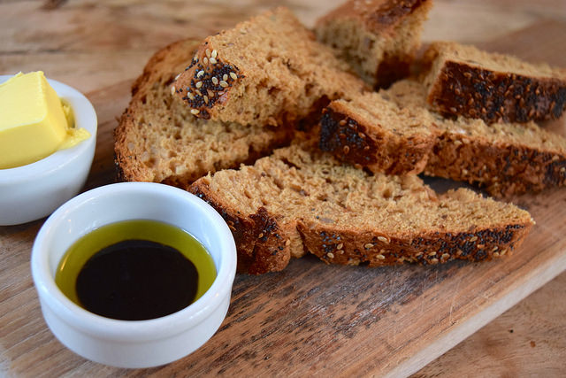 Bread, Butter & Oil at The George, Molash | www.rachelphipps.com @rachelphipps