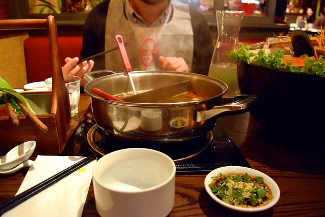 Hot Pot at Hot Pot, Chinatown | www.rachelphipps.com @rachelphipps