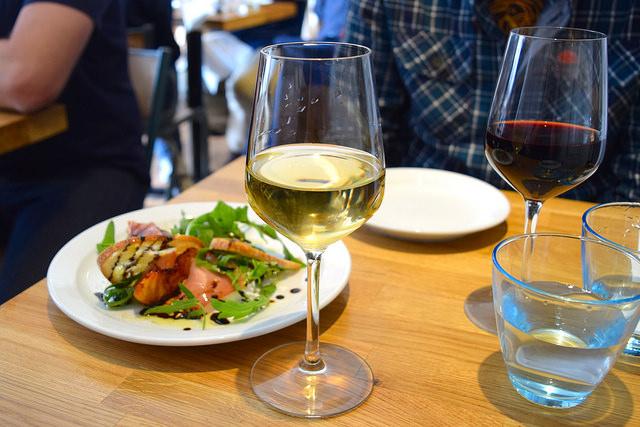 Lunch at Lupins, Borough | www.rachelphipps.com @rachelphipps