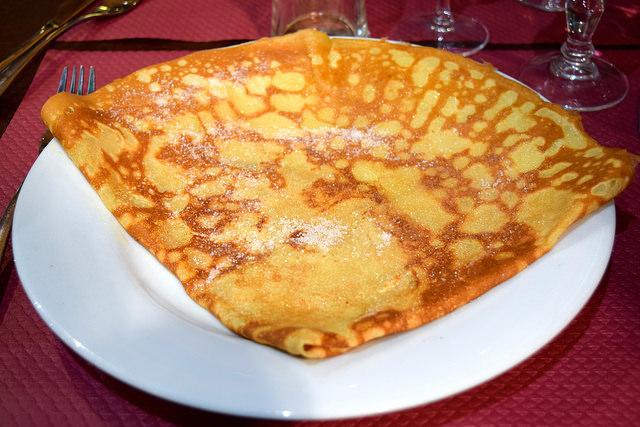 Crepe Beurre Sucre, St. Malo   www.rachelphipps.com @rachelphipps