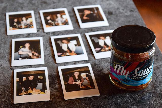 Making Sauces at the Chilli Academy, Bedfordshire | www.rachelphipps.com @rachelphipps