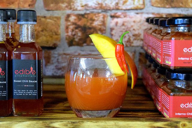Bloody Kix Cocktail | www.rachelphipps.com @rachelphipps