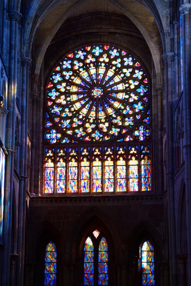 St. Malo Cathedral, Brittany   www.rachelphipps.com @rachelphipps