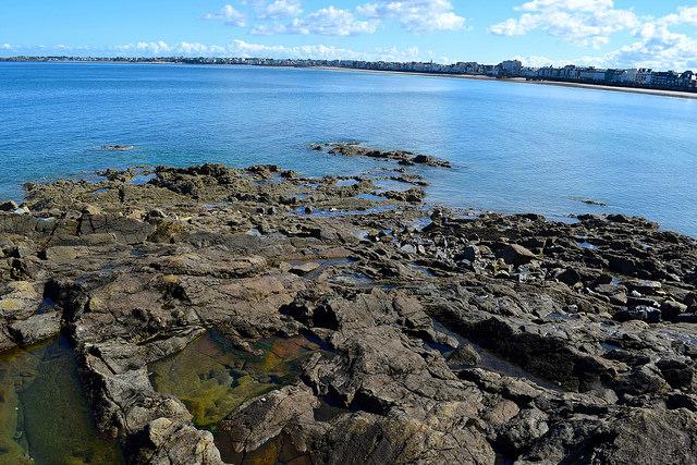 Brittany Coast, St. Malo   www.rachelphipps.com @rachelphipps