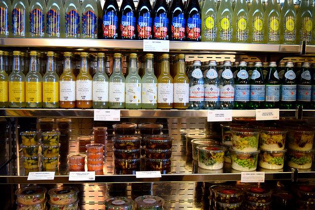 Drinks & Sides at Inigo, Soho #sushi #lunch #london #soho #handrolls   www.rachelphipps.com @rachelphipps