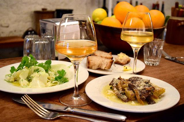 Small Plates at DUCKSOUP, Soho | www.rachelphipps.com @rachelphipps