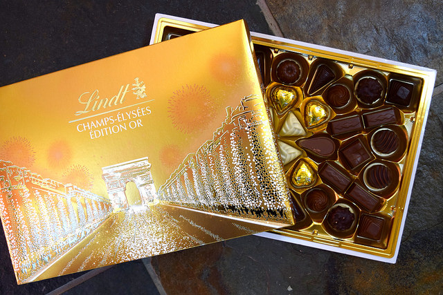 Lindt Christmas Chocolates #chocolate #christmas