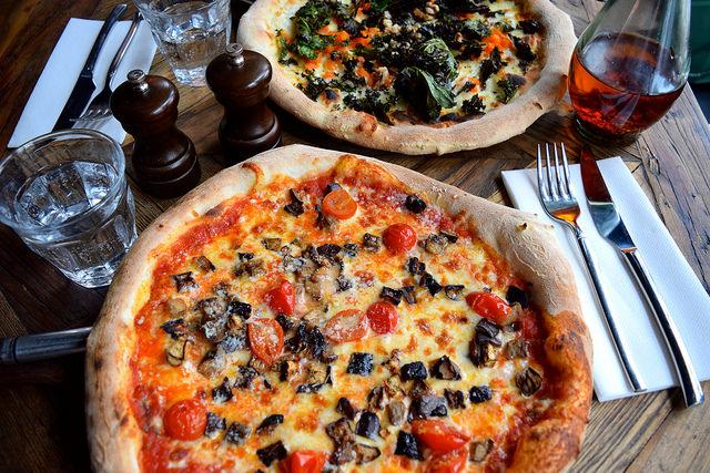 Chapter Sourdough Pizzeria, Canterbury #pizza #canterbury #sourdough