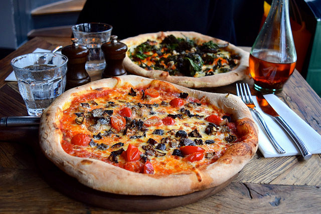 Chapter Sourdough Pizzeria #pizza #canterbury #sourdough