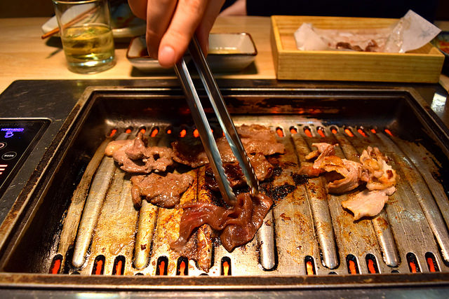 Tabletop Barbecue at SuperStar Korean Barbecue