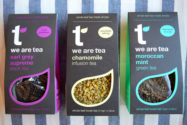 We Are Tea Loose Teas