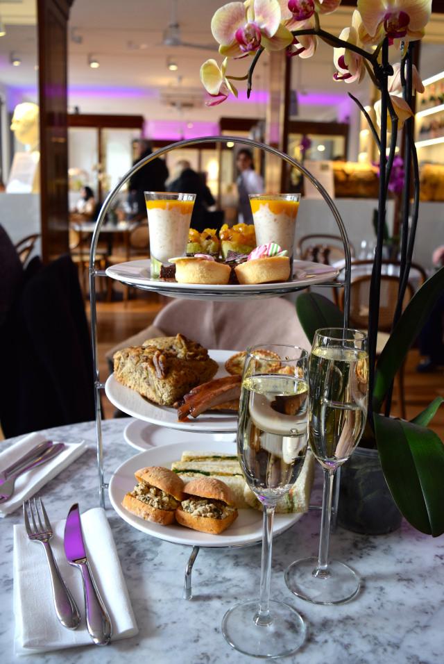 Thai Afternoon Tea at Kew Gardens #afternoontea #thai #kewgardens #london
