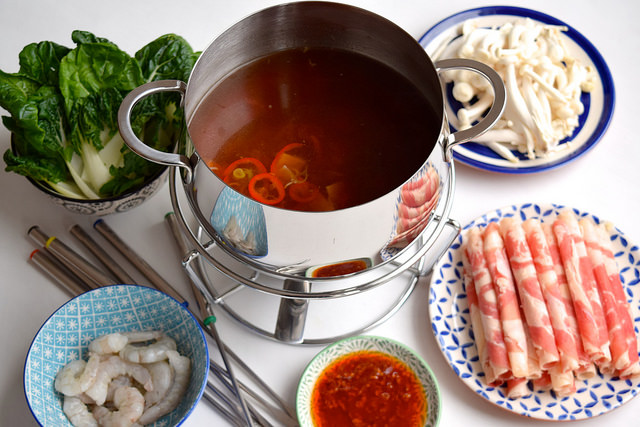 How To Make Hot Pot for Chinese New Year #hotpot #chinese #chinesenewyear