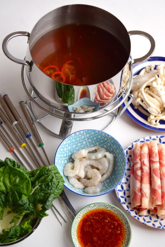How To Make Chinese Hot Pot #hotpot #chinese #chinesenewyear