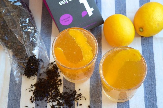 How To Make a Earl Grey French 75