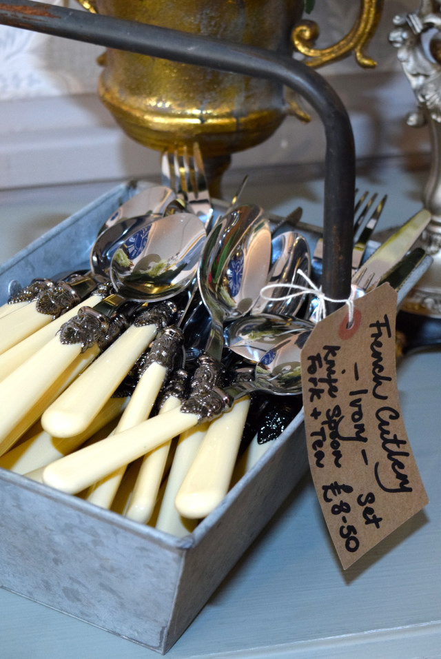 Vintage Forks at Queen Bee Home