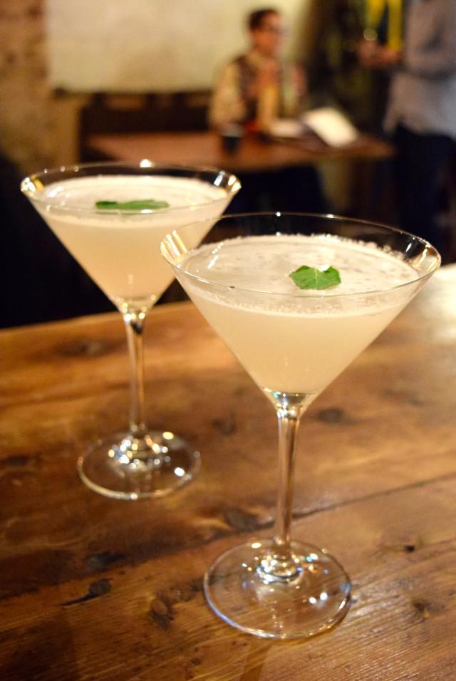 Lychee Martini at Vietfood, Chinatown #vietnamese #chinatown #london