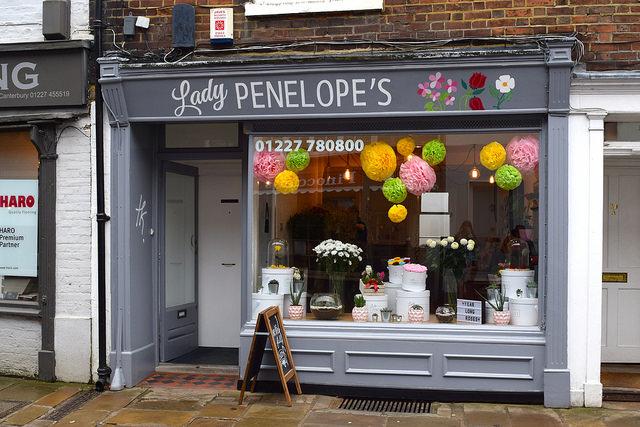 Lady Penelope's, Canterbury