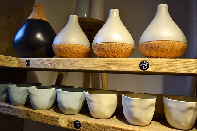 Scandi Vases at The Living Lounge, Canterbury
