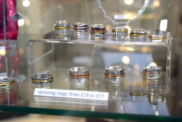 Stackable Rings at 925 Silver, Canterbury #canterbury #silver #jewellery