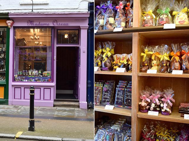 Madame Oiseau, Canterbury #chocolate #canterbury