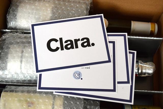 Tasting Notes from Clara Wine