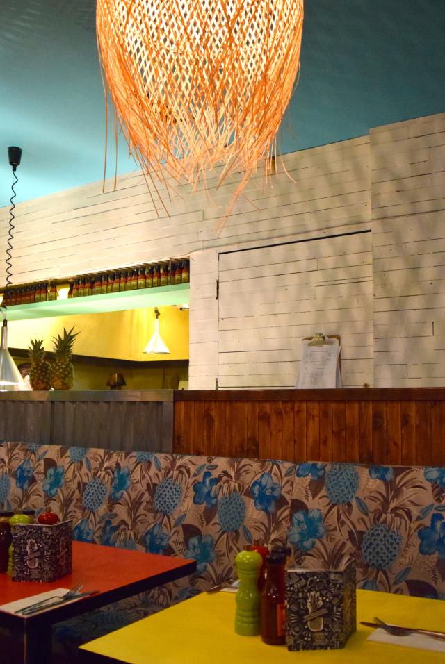 Open Kitchen at Rum Kitchen, Notting Hill