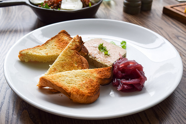 Chicken Liver Pate at Deakins, Canterbury #pate #chicken #lunch #canterbury