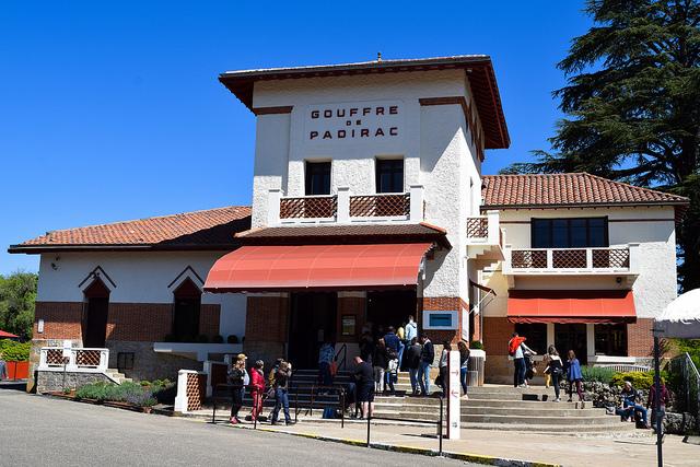 Visiting Gouffre de Padirac, Lot #padirac #caves #france #lot #travel #travelguide