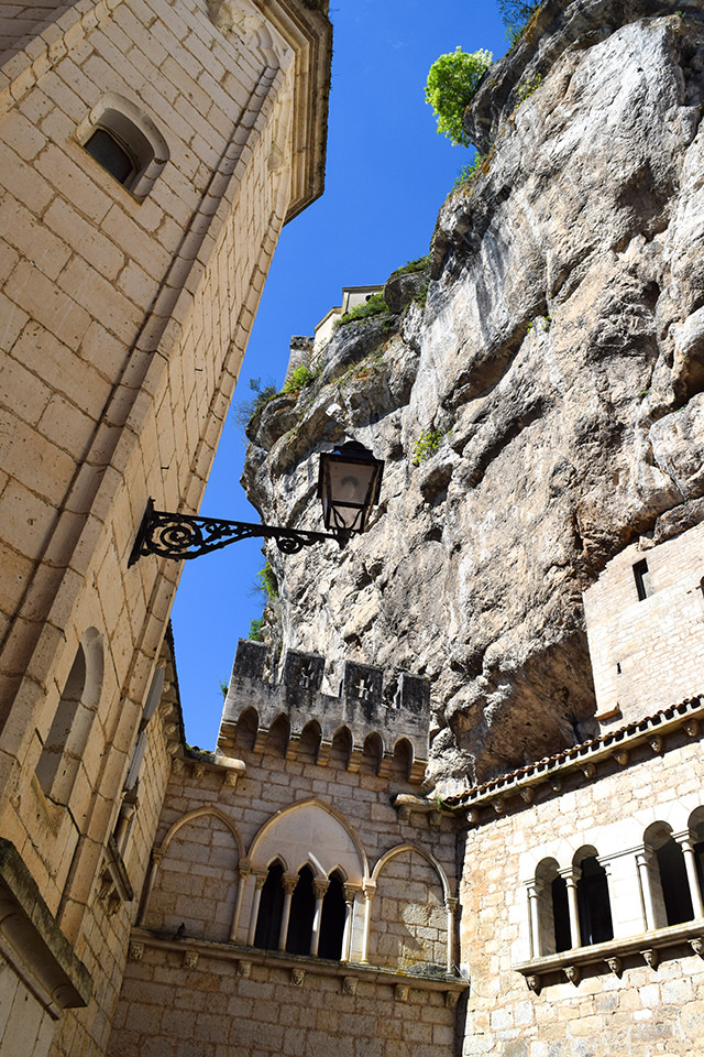 Climbing Up to Rocamadour, Lot #unesco #rocamadour #france #travel #travelguide