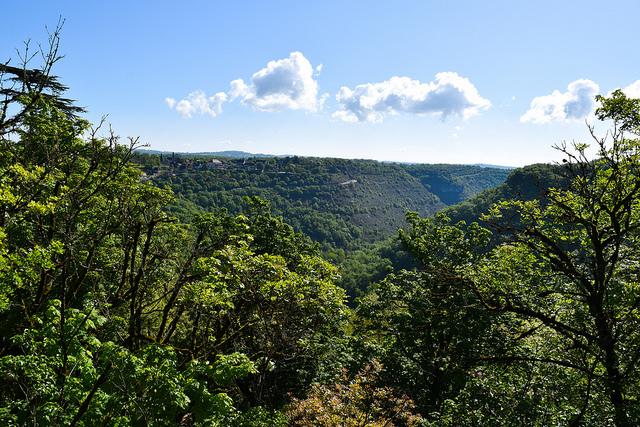 Views at Rocamadour, France #unesco #rocamadour #france #travel #travelguide