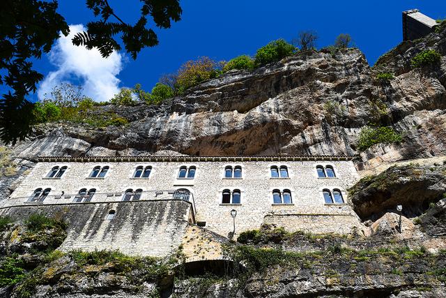 Hotel de Ville at Rocamadour, France #unesco #rocamadour #france #travel #travelguide