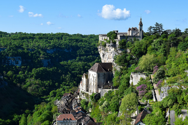 How To Spend A Day in The Lot, South West France #france #travel#lot #travelguide