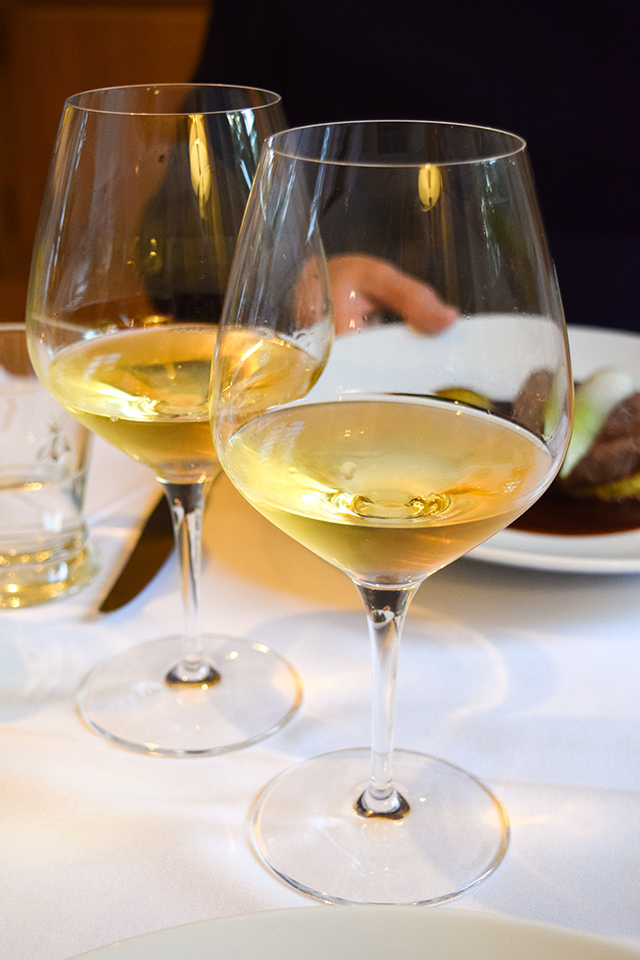 Local White Wine at Manoir de Malagorse, France #wine #hotel #travel #france