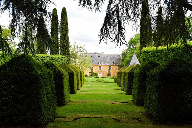 Jardins de Eyrugnac, Dordogne #gardens #eyrugnac #dordogne #france #travel