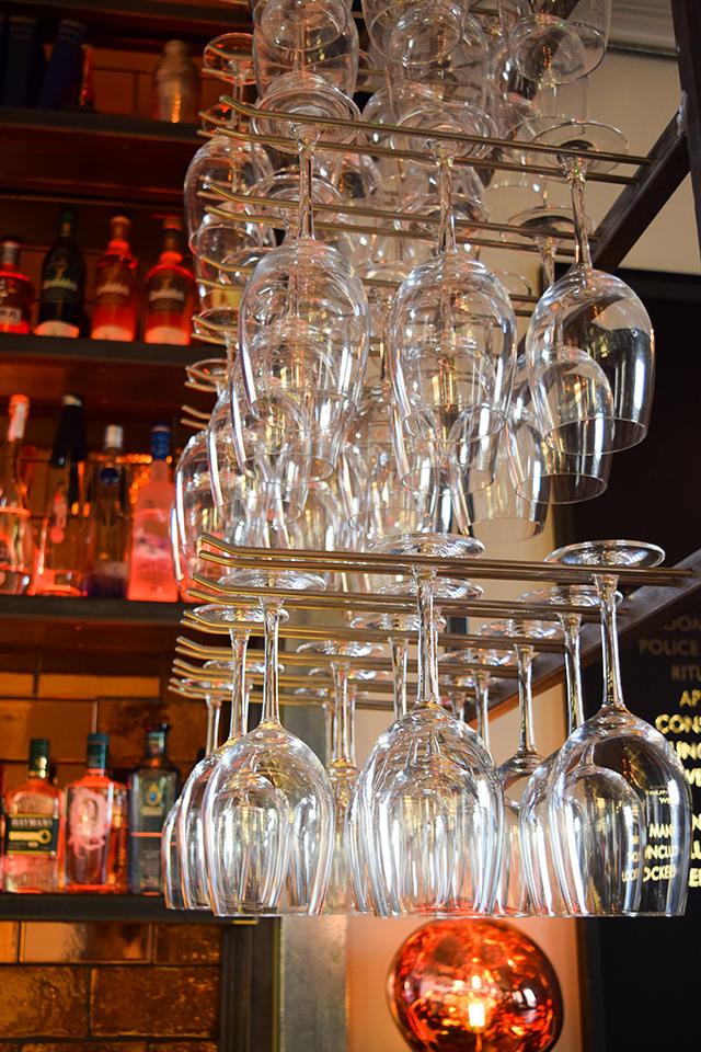 Upstairs Bar at The Parade Room at The Pound, Canterbury #canterbury