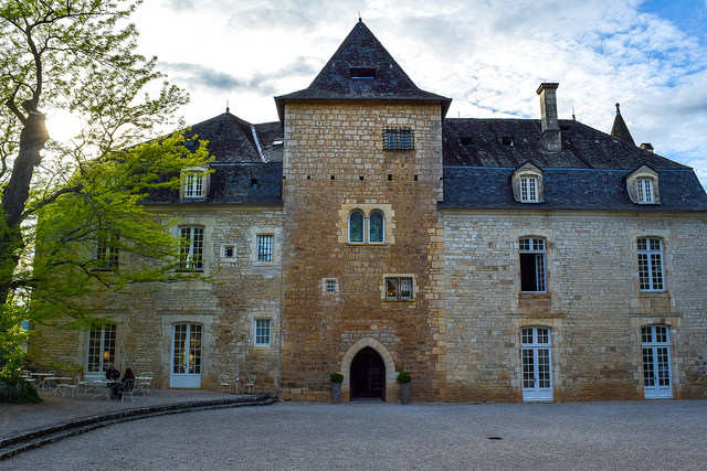 Chateau de la Treyne, South West France